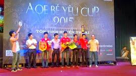 Hậu Bé Yêu 2015 - Tin về sự đi lên của AOE Việt !