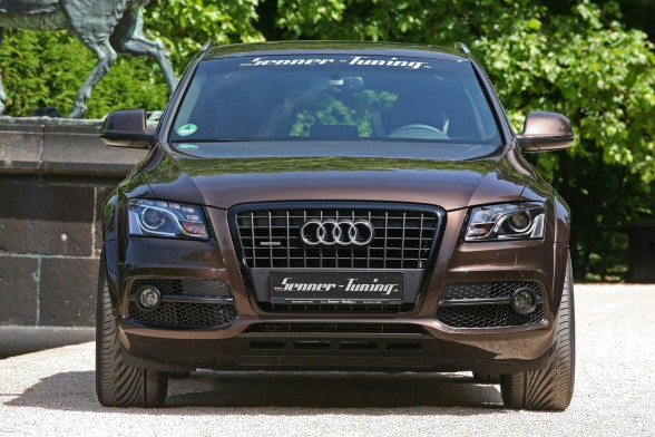 daily car pictures 2011 senner tuning audi q5. Black Bedroom Furniture Sets. Home Design Ideas