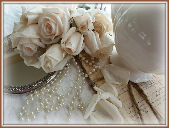 table vignette       Rosemary & Thyme