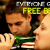 Cerveza gratis!
