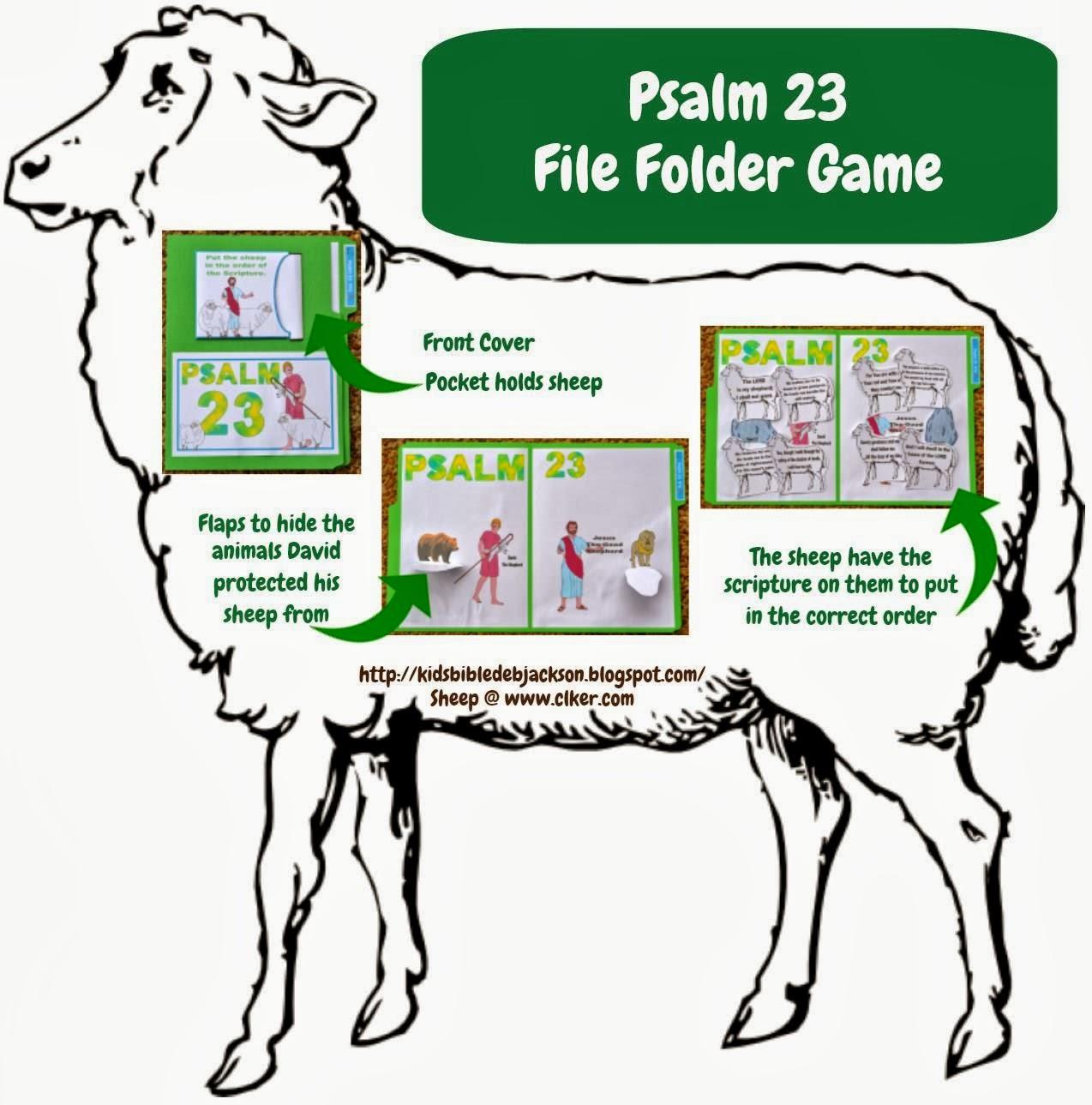 http://kidsbibledebjackson.blogspot.com/2014/01/psalm-23-by-david-shepherd.html