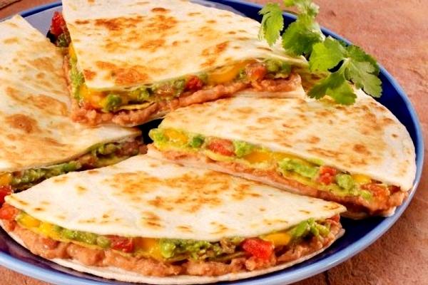Receitas, gastronomia, refeições e postres : Quesadillas ...