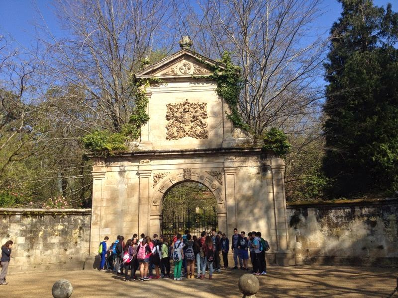 El rinc n de secundaria 2013 14 jardines puente san miguel - Jardines puente cultural ...