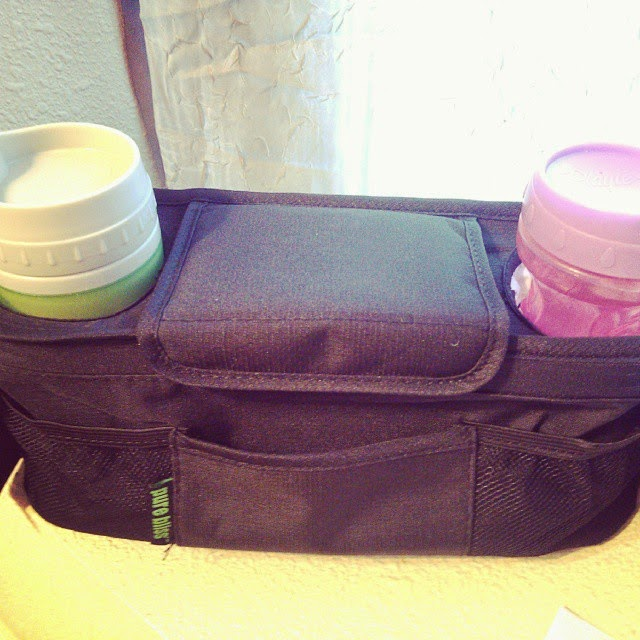 Pure Bliss Stroller Organizer Review