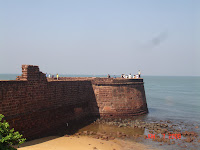 Fort Aguada, Sinquerim - North Goa