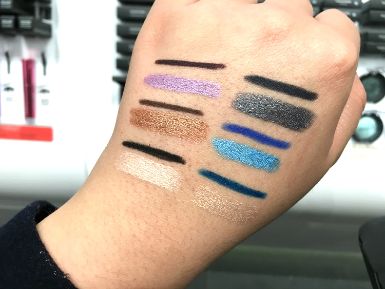 kiko-limited-edition-eyeshadow-liner-swatches