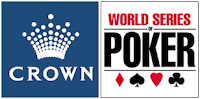 Crown Casino and the WSOP have formed a partnership