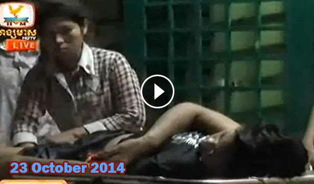 khmer news Hang Meas HDTV Afternoon 23 October 2014 Part 04