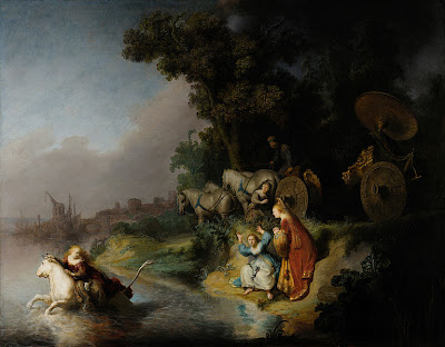 The Abduction of Europa, 1632