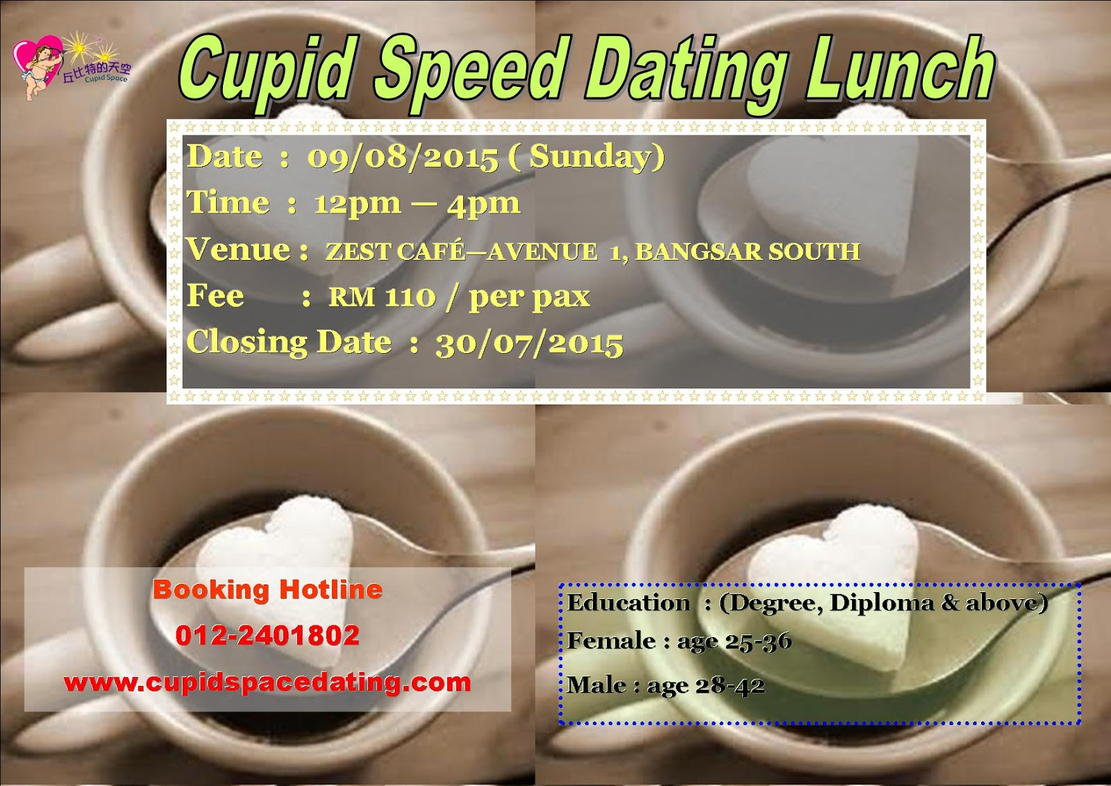Speed dating penang