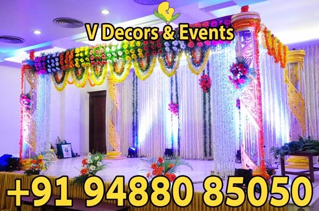 Wedding Decoration Stage Decoration Reception Decoration Birthday