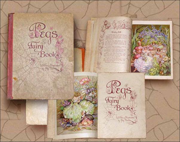Peg's Fairy Book