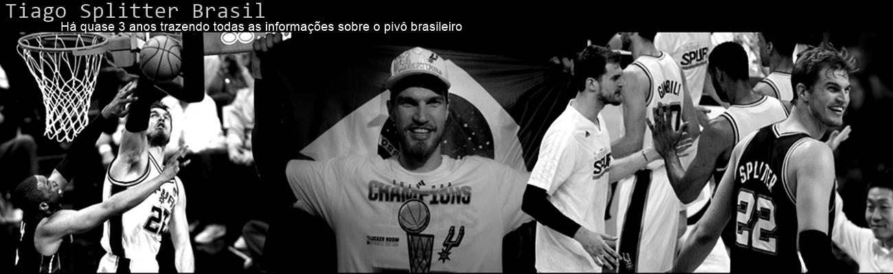 Tiago Splitter Brasil