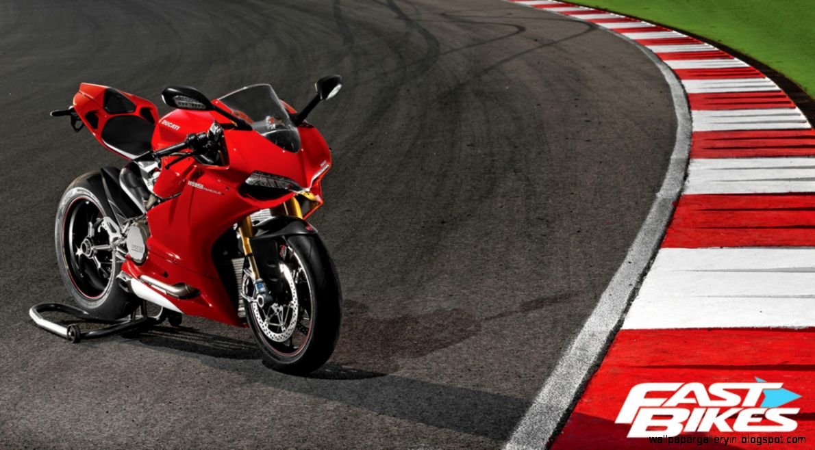 Ducati 1199 Panigale Wallpapers