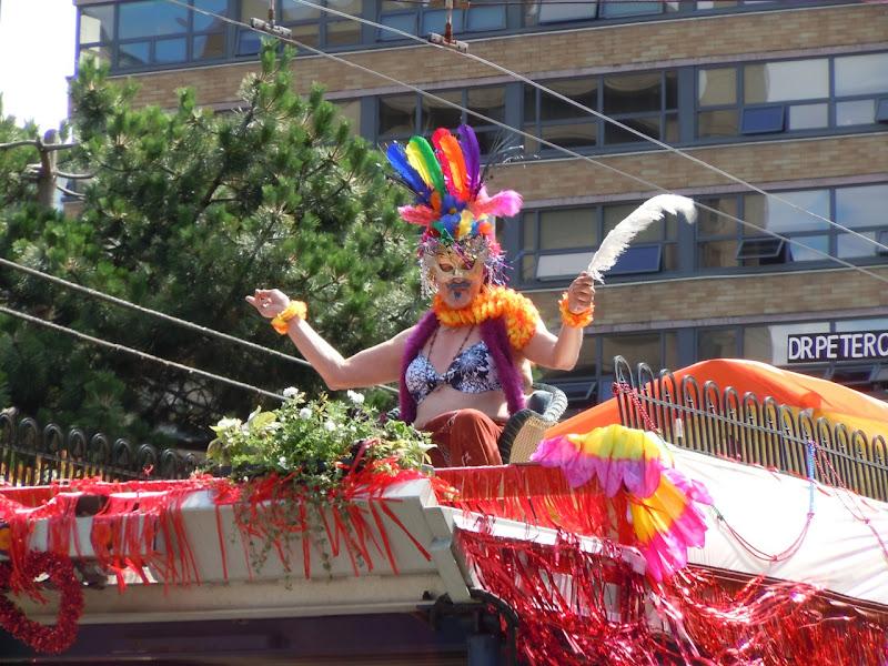33rd Vancouver Pride Parade Drag