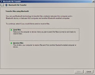 Cara Mengirim File dari HP ke PC