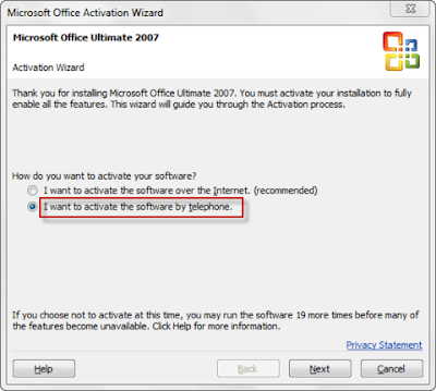 office activation wizard crack