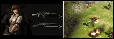 Metal Reaper Online - Class Sniper