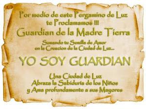 Yo Soy Guardiàn de La Luz