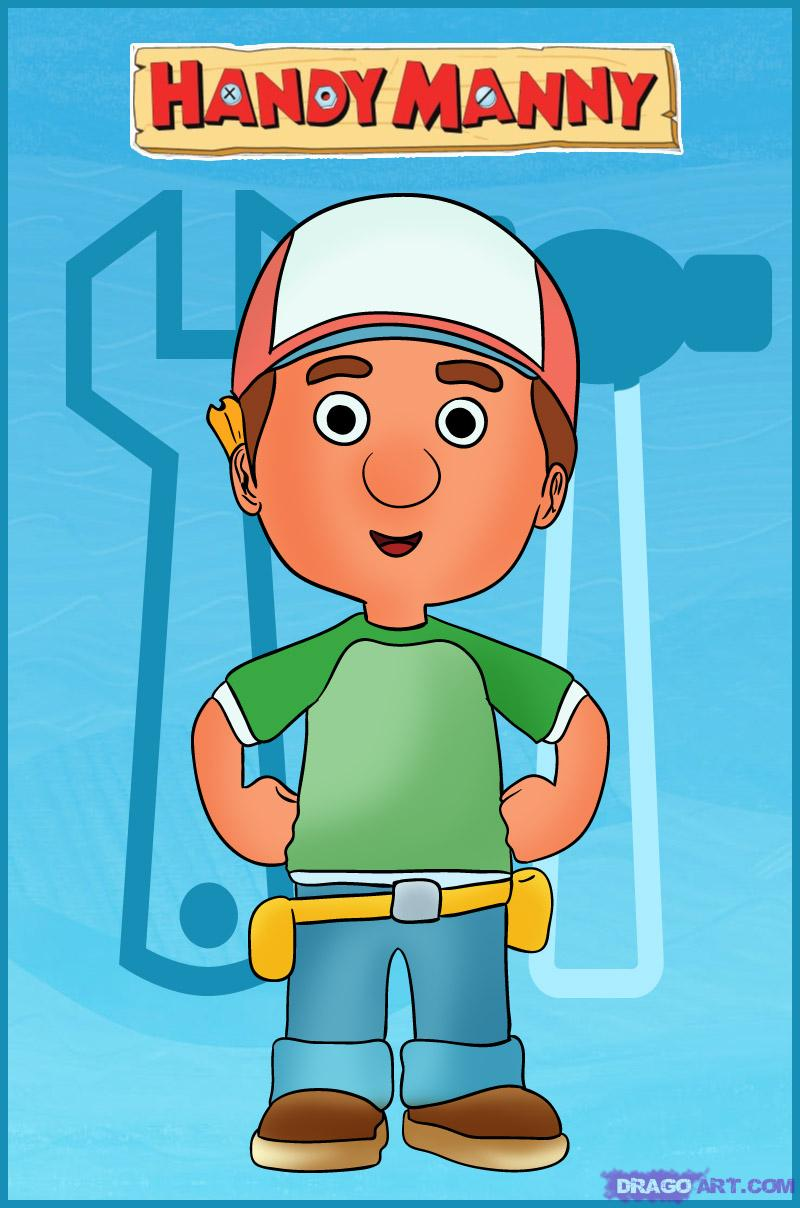 Handy Manny Tools | Simple Woodworking Project