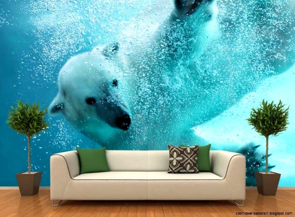 Underwater Wallpaper Murals