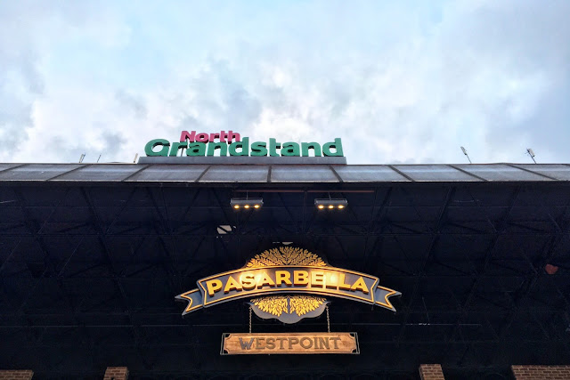 pasarbella grandstand