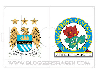 Prediksi Pertandingan Manchester City vs Blackburn Rovers