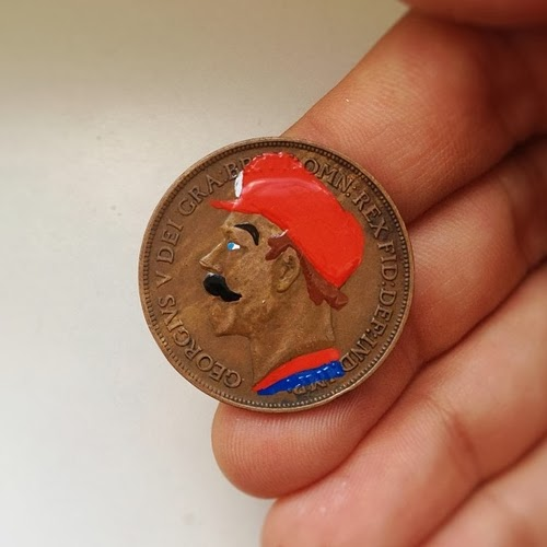 13-Mario-Portrait-Coins-Andre-Levy-aka-@zhion-Brazilian-Designer-Tales-You-Lose-www-designstack-co