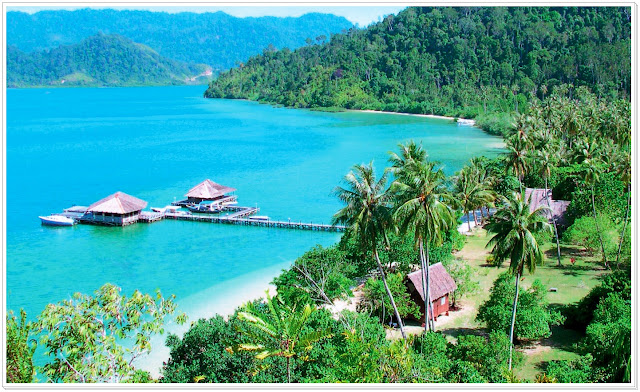 top 10 largest islands in the world, sumatra
