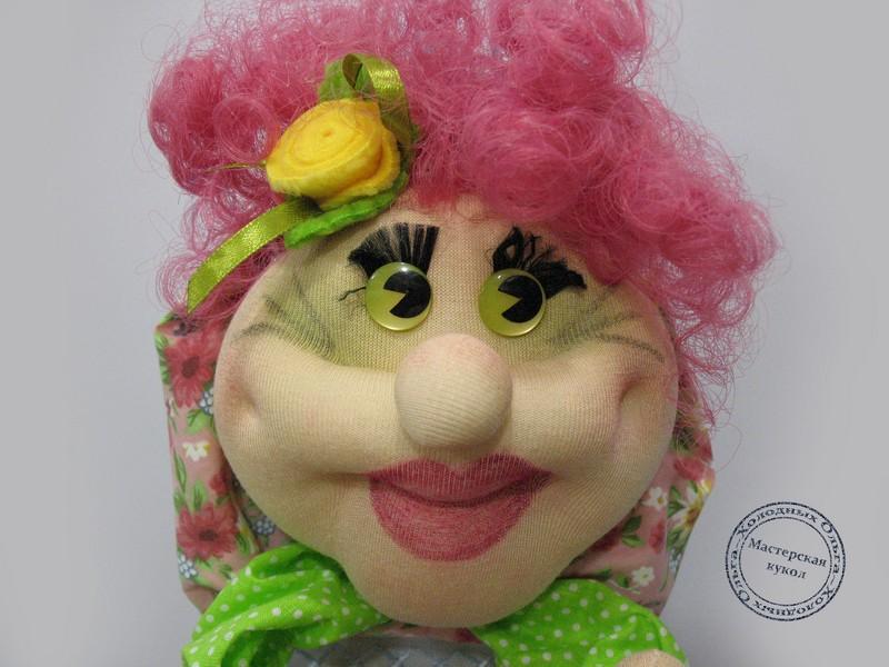 Кукла Удача