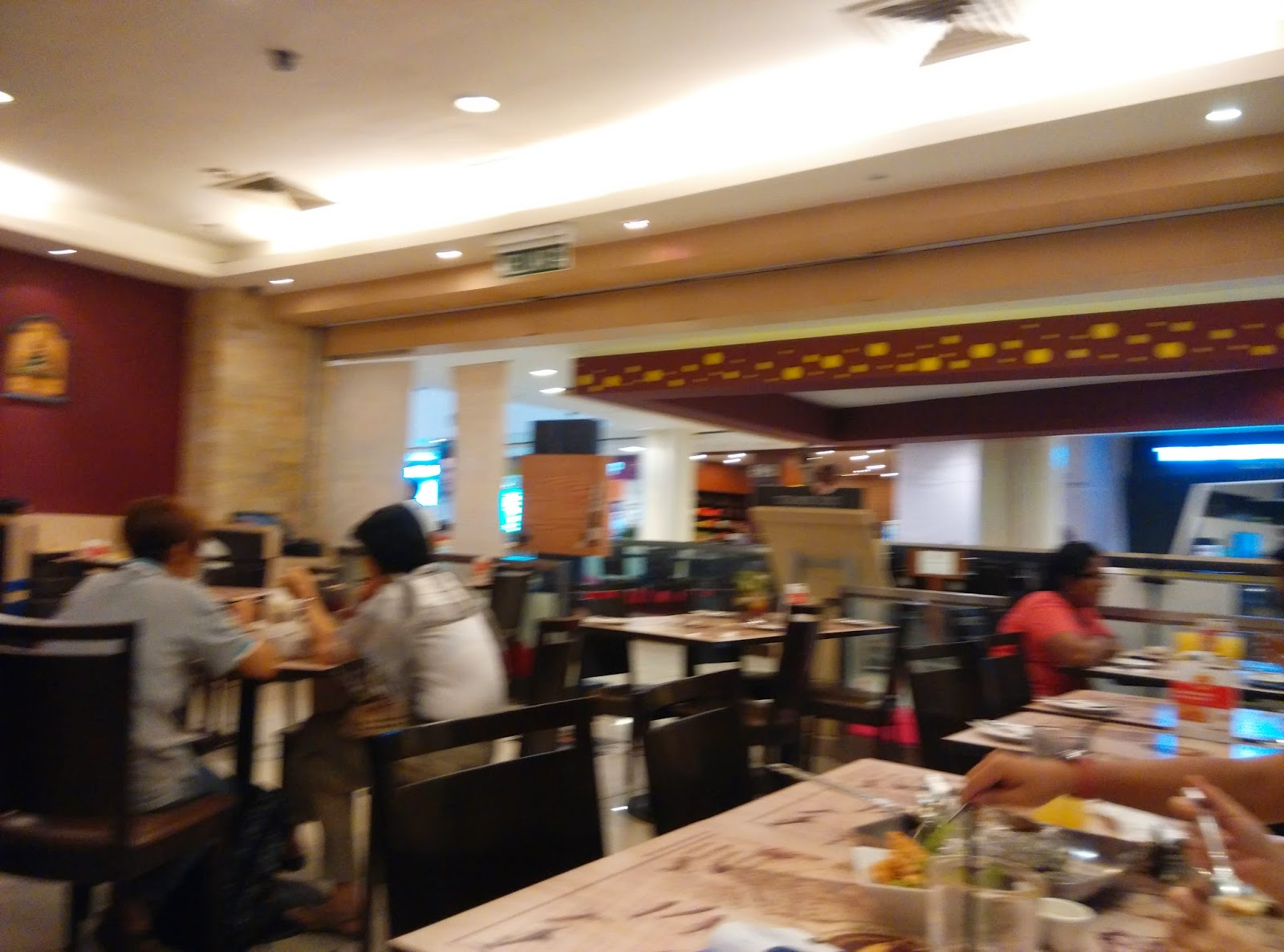 Our journey penang queensbay mall the manhattan fish for The fish market restaurant