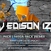 PACK DE REMIX DJ EDISON IZA VOL 21 ZONA CLUB DJS ECUADOR