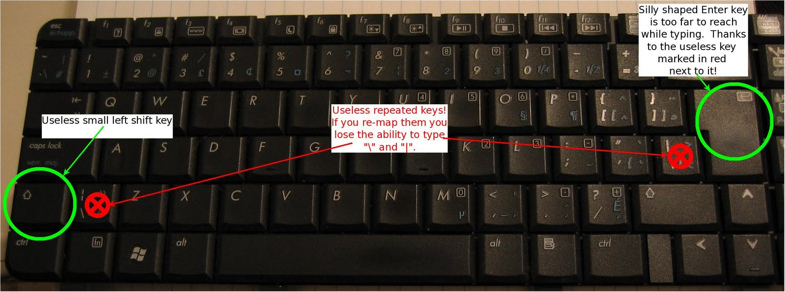Viduliya Canadian Bilingual Keyboard Out Standard Us