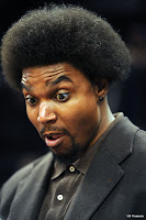 Andrew Bynum afro