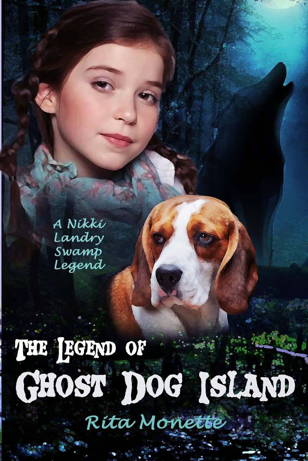 The Legend of Ghost Dog Island-2nd edition