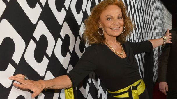 "3 - Destaque da Semana ""Sites/Blogs"" - ""Diane Von Furstunberg"""