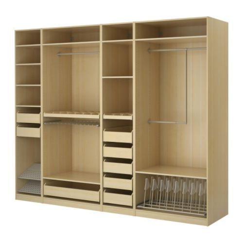 Small ikea Wardrobe Design