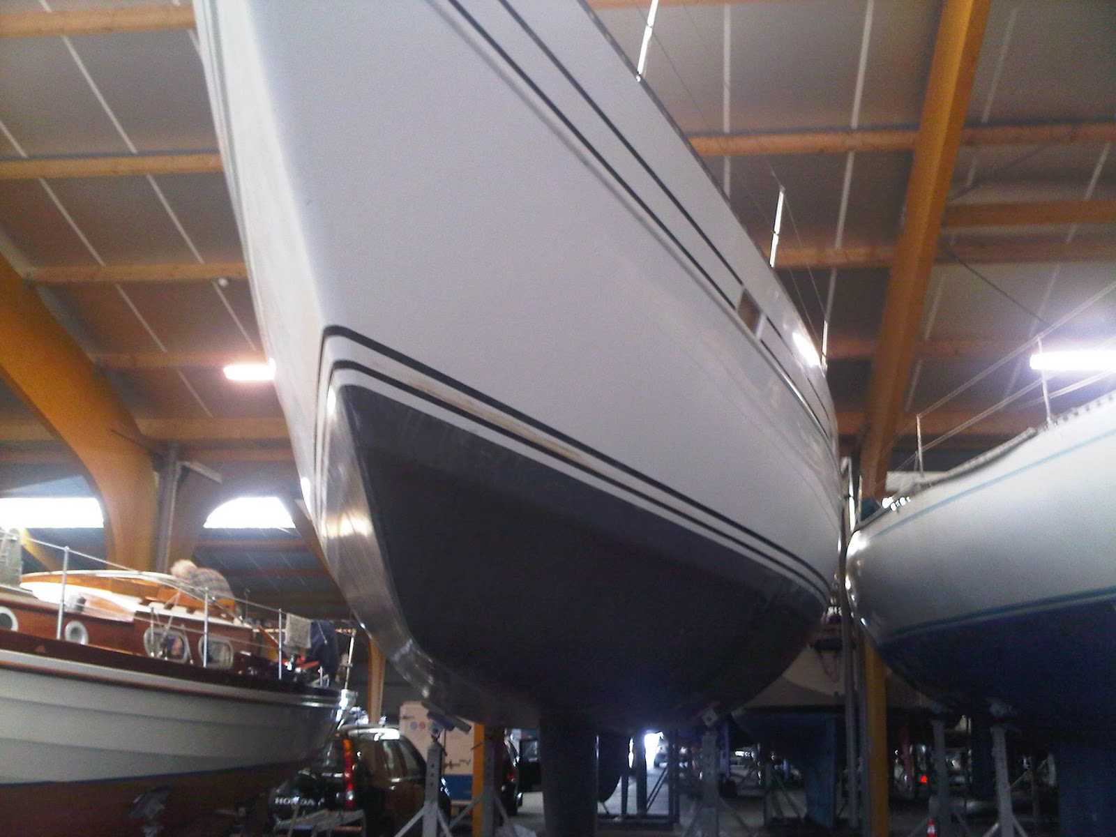 H HILABEE Boot Yacht Dock Line Festmacher Fr/ühling Sto/ßd/ämpfender Edelstahl