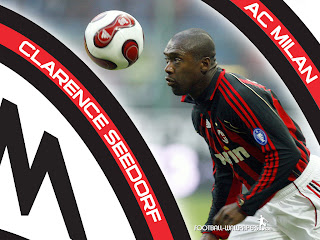 Clarence Seedorf AC Milan Wallpaper 6