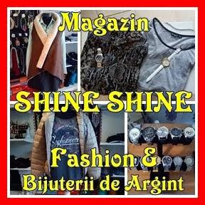 SHINE SHINE-Magazin Fashion & Bijuterii de Argint : Strada 22 Dec. Nr. 42, lânga Sc.Nr.2