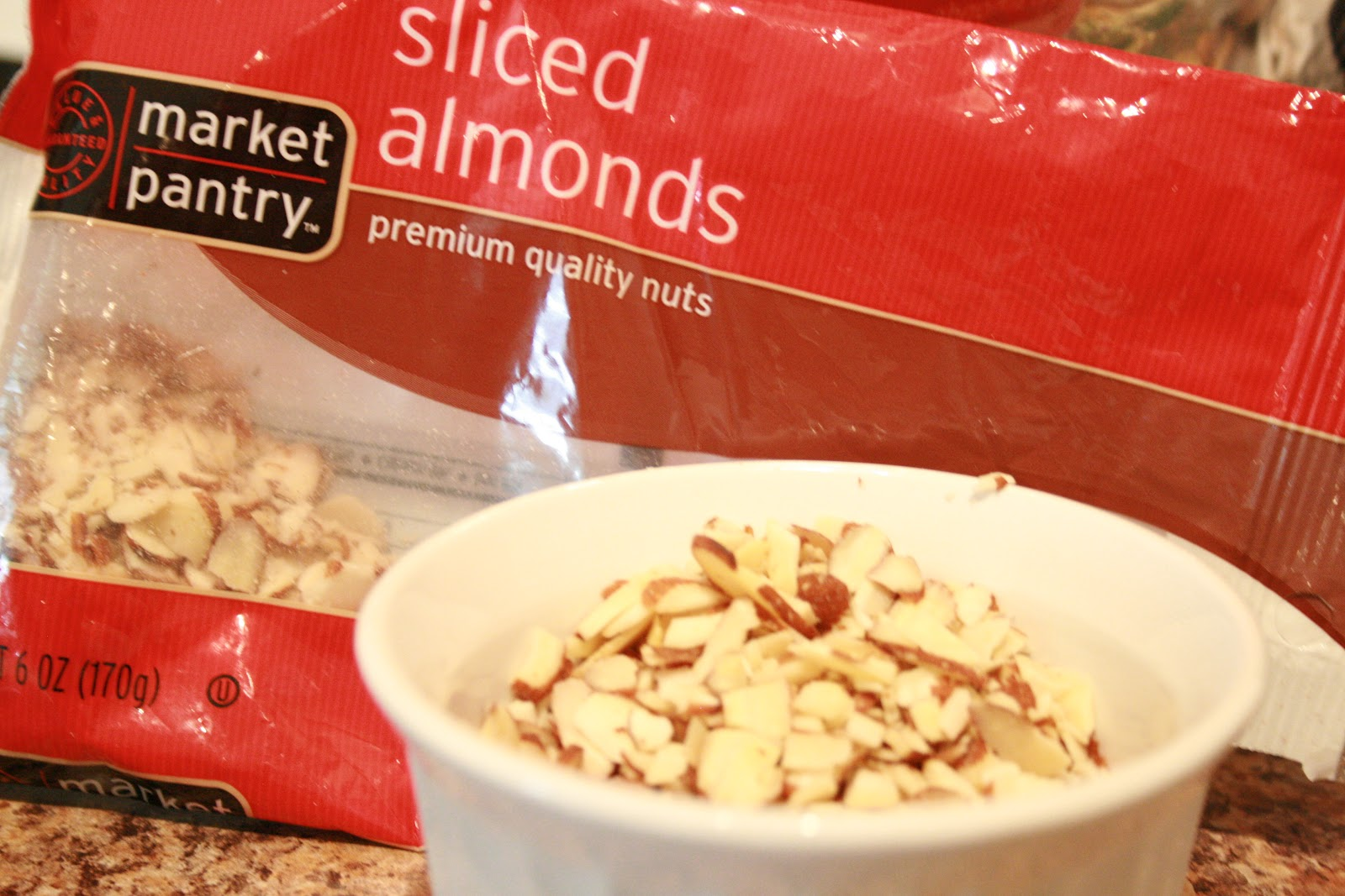 Life Skills 101: Week 2 : Toffee-Almond Popcorn Balls