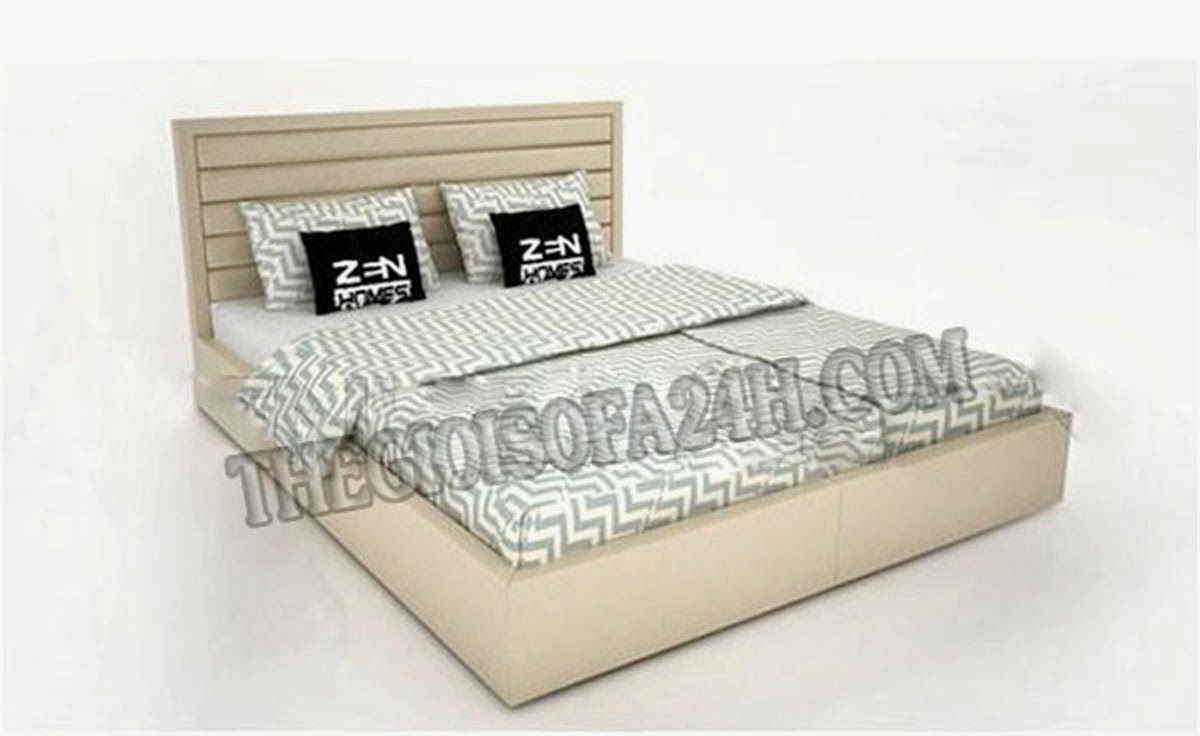 Giường ngủ GN025