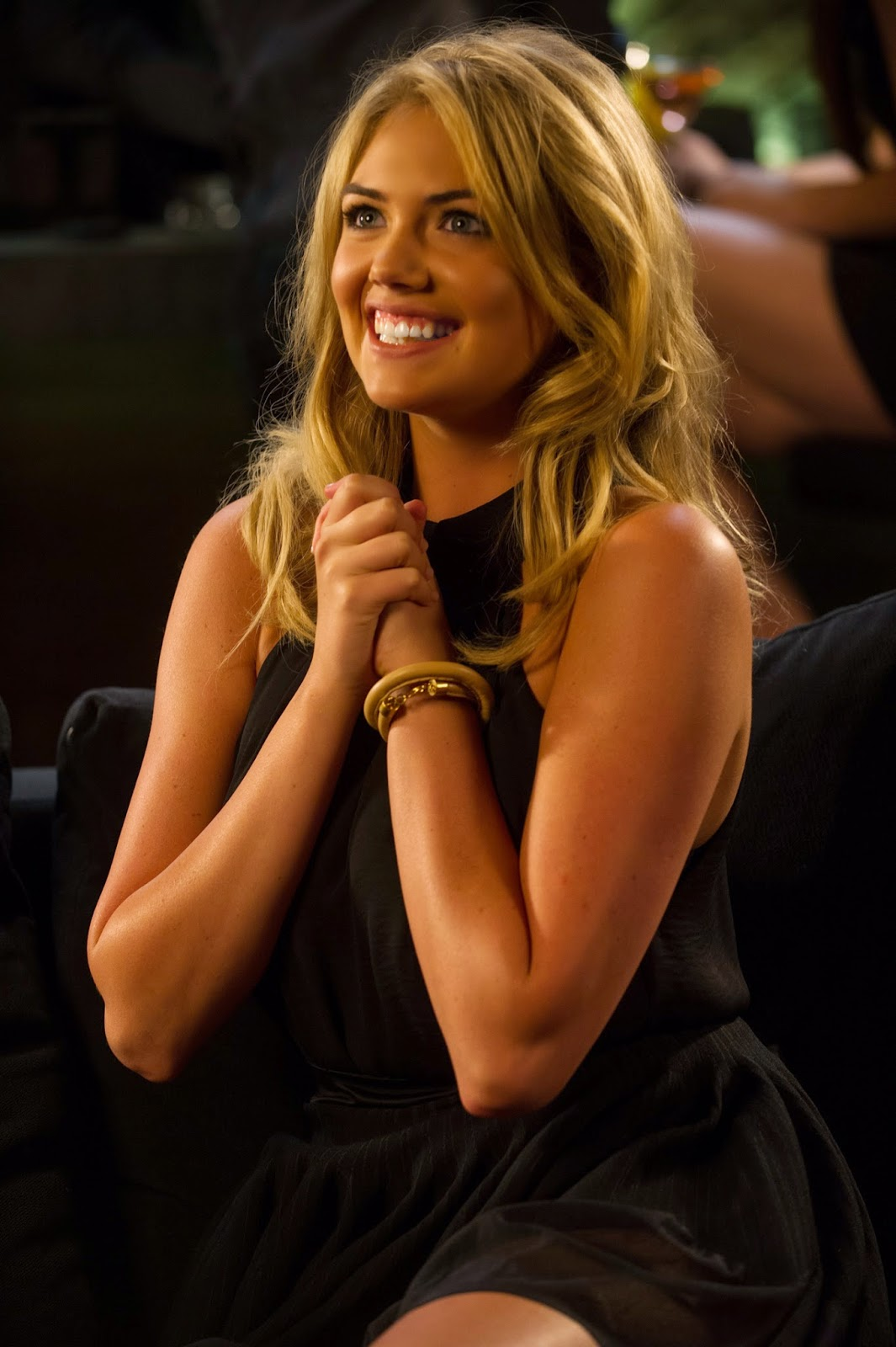 Kate upton in her first major film role in quot the other woman quot eksena