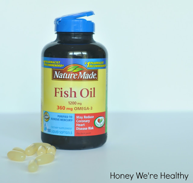 My live fit supplements honey we 39 re home for Fish oil bipolar