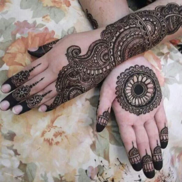Arabic Mehandi Design Pictures Wallpapers Free Download