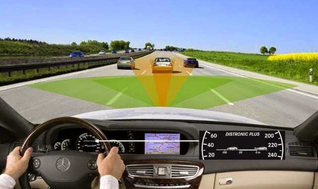 sistem Intelligent Adaptive Cruise Control
