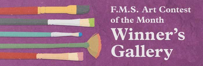 FMS Art Contest Winner's Gallery