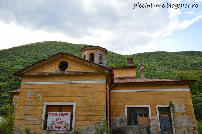 Vila lui Alexandru Popovici in Baile Herculane