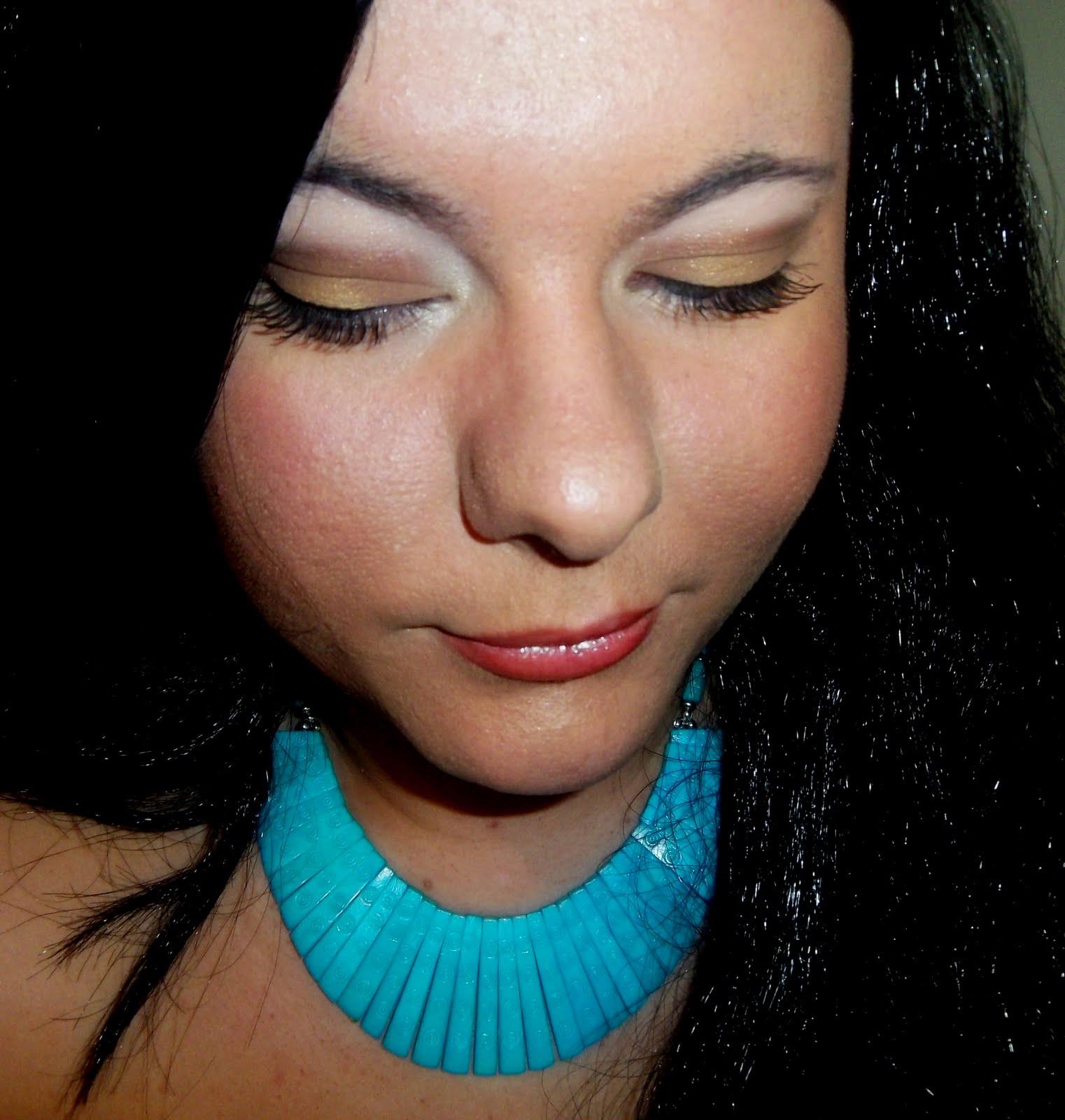 Tutorial disney princess pocahontas makeup till next time baditri Images