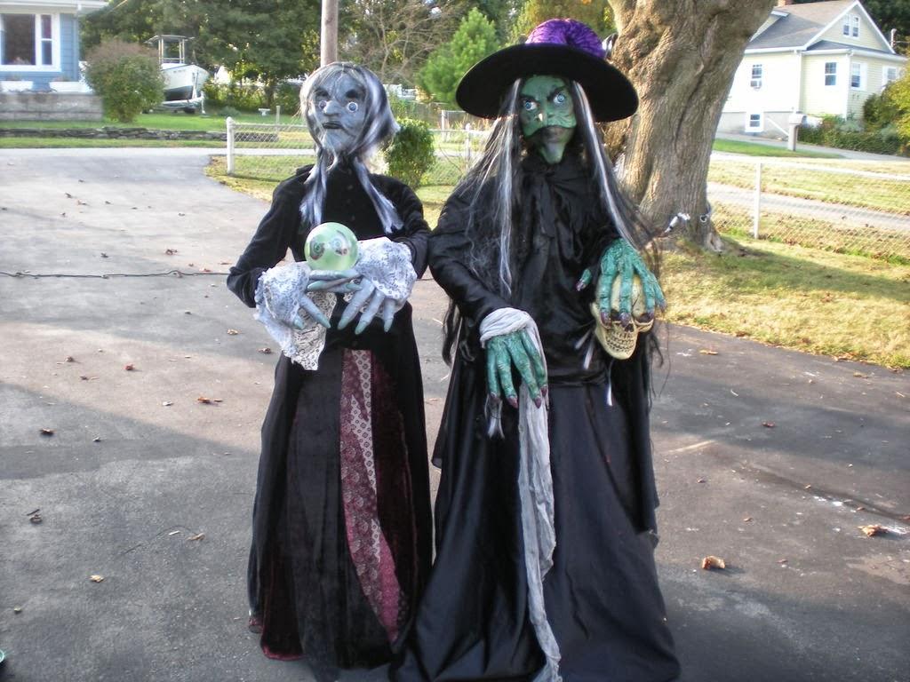 como hacer brujas para halloween ingeniando
